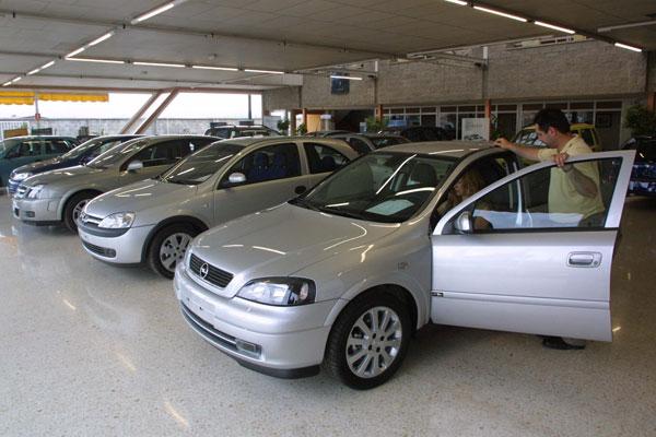 Sigue en alza el mercado de vehículos de Ocasión.